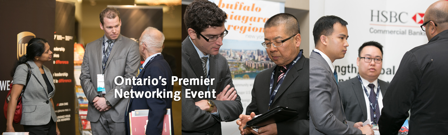 Ontario's Premier Networking Event