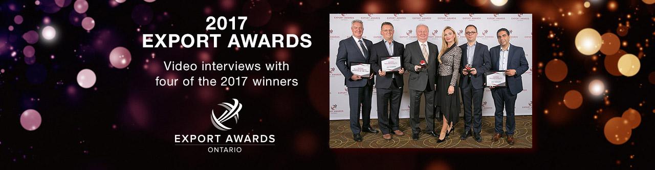 2017 Award Ceremony Video
